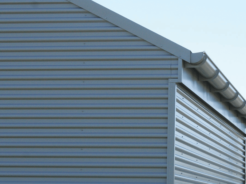 Steel Roofing Amp Wall Sheeting From Metroll