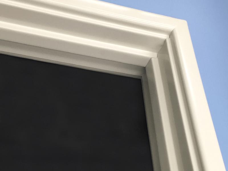 Standard Deluxe Door Frame Metroll