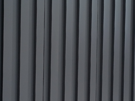 Close up image of Atlas fencing from the MAC Range