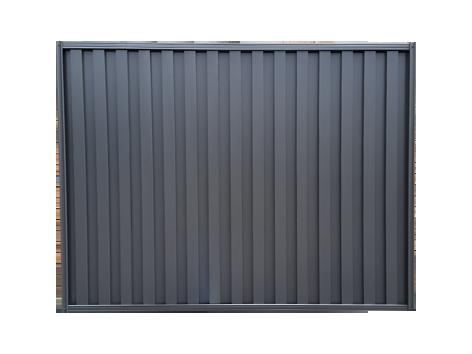 Atlas fence panel from the MAC Range