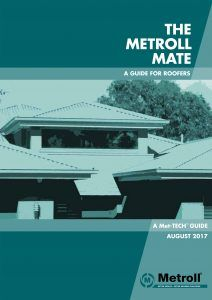 Brochure  cover for the Metroll Mate