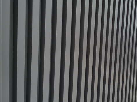 Close up image of Polaris fencing from the MAC Range